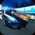 SuperHero Police Car Chase icon