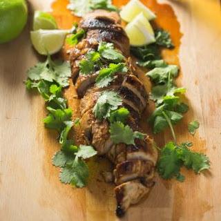 Paleo Chipotle Honey Lime Pork Tenderloin Recipe