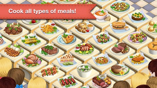 Restaurant Dreams: Chef World v4.2.2 (Mod Money)