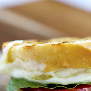 Favorite Grilled Cheese Sandwich.