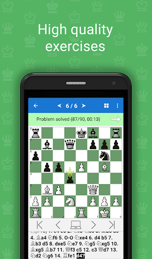 Chess Opening Blunders  screenshots 5
