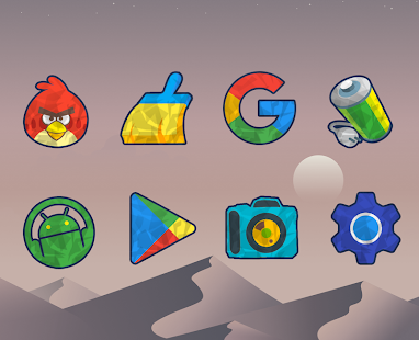 Popo - Icon Pack Screenshot