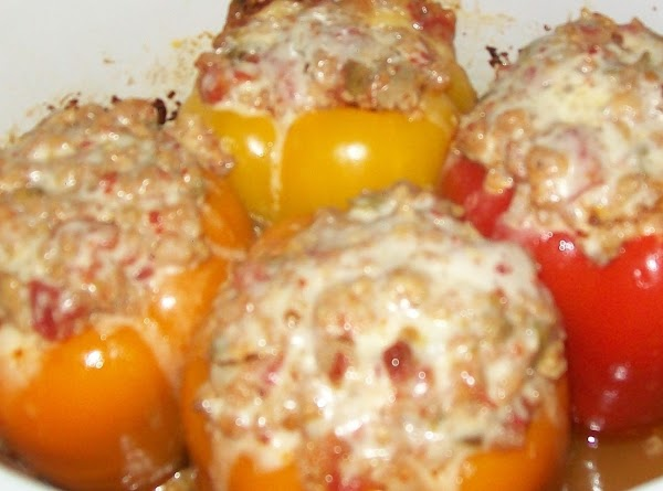 Bake on high until the peppers are soft. Baking time will vary because the...