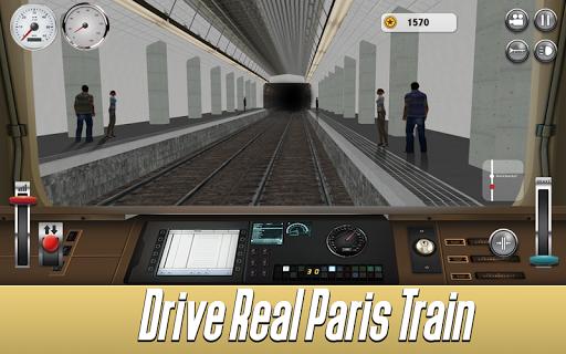 Paris Subway Simulator 3D cheat screenshots 2