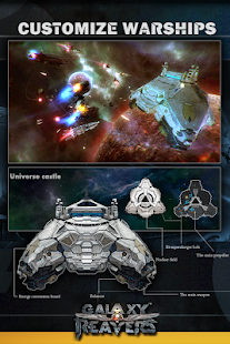 Game Galaxy Reavers - Starships RTS APK for Windows Phone