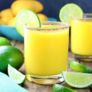 Smoky Mango Margarita.