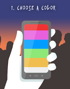 Stand Out - Get found in Crowd screenshot 0