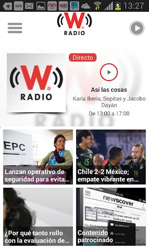 WRadio México