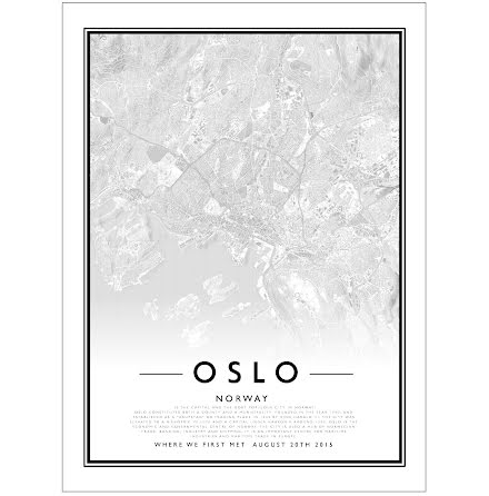 CITY MAP - OSLO