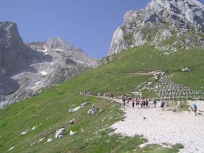 Photo: 2-7-2012 Il Corno Grande m. 2912