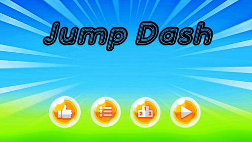 Jump Dash: endless runner platform 1.0.1 screenshots 1