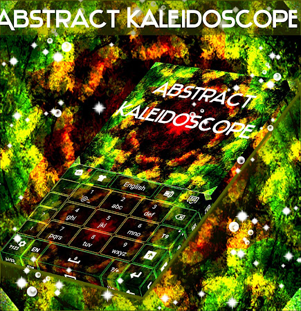 Abstract Kaleidoscope Keyboard 4.172.106.80 screenshot 1095684