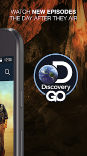 Discovery GO- screenshot thumbnail
