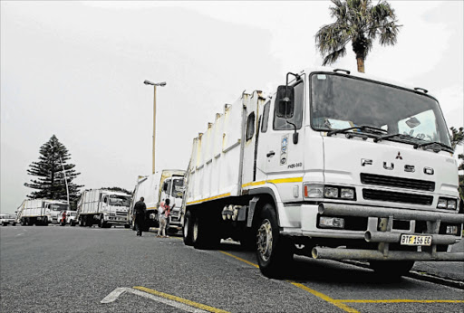 TAKING NOTE: Lack of service delivery impacts negatively on collection rates says BCM Picture: FILE