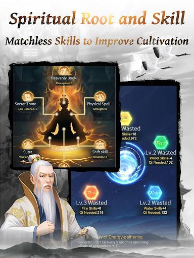 Immortal Taoists-Idle Game of Immortal Cultivation 1.4.6 screenshots 16