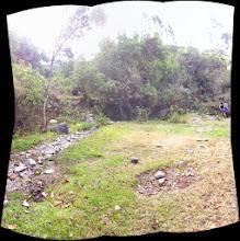 Photo: A nice meadow and waterfall