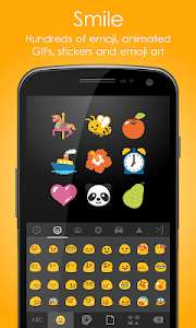 Ginger Keyboard-Emoji Keyboard v7.1.14