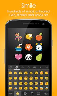 Ginger Keyboard-Emoji Keyboard - screenshot thumbnail