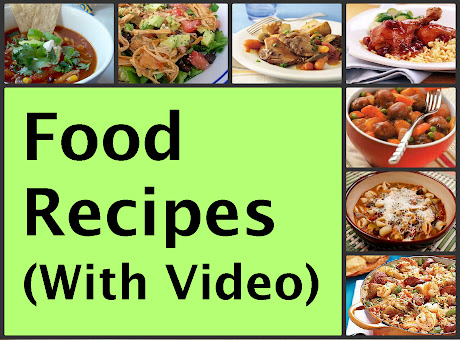 Recipes with Drive