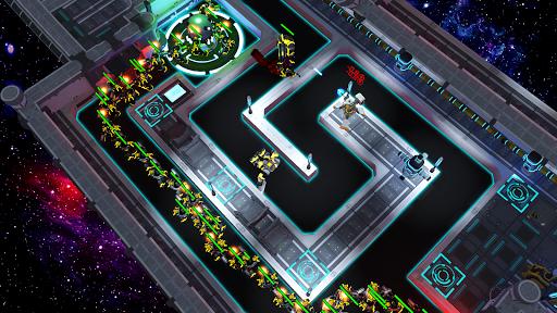 Planet Modular Tower Defense. Sci-Fi TD. 111 screenshots 2