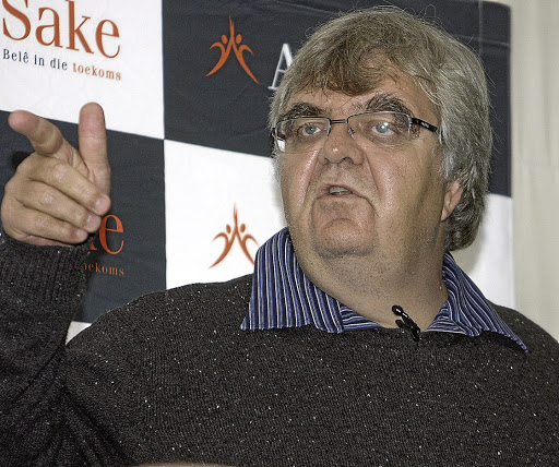 Wage research: Economist Mike Schussler says the newly set minimum wage level of R3,500 a month was exceeded by most sectors years ago. Picture: FILE PICTURE