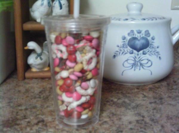 Grace's Valentine Trail Mix Recipe