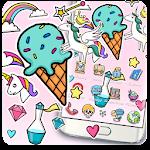 Rainbow Unicorn Theme Icon