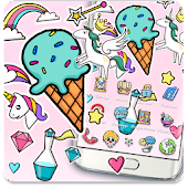 Rainbow Unicorn Theme