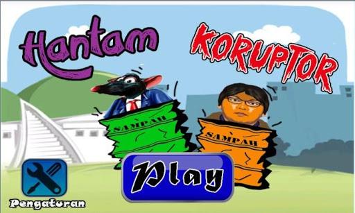 Game Hantam Hajar Koruptor