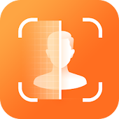 Face Secret – Aging Shutter,Palm Scanner Icon