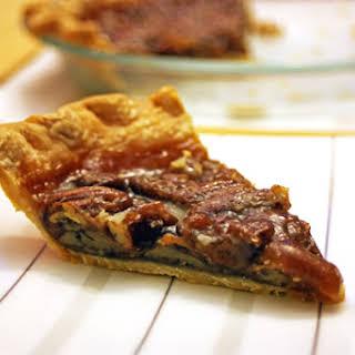 Vegan Pecan Pie.