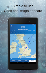 UK Weather Maps - Met Office screenshot 12