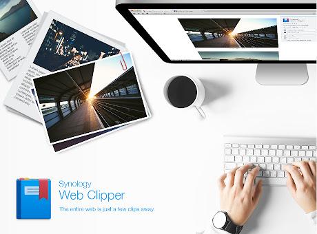 Synology Web Clipper