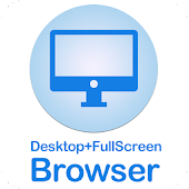 Desktop FullScreen Web Browser