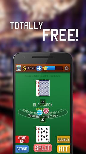 Blackjack 21 Play Real Casino 1.11 Mod screenshots 1