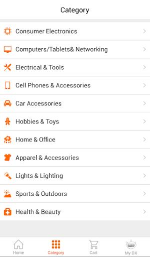 Shopping at DealExtreme  screenshot 2