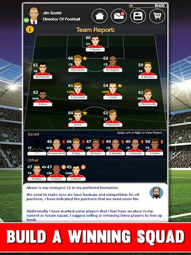 Club Soccer Director - Soccer Club Manager Sim 2.0.8e screenshots 14