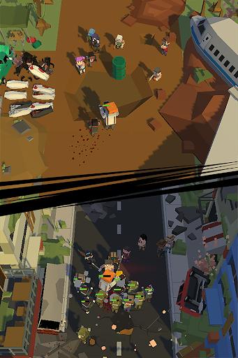 Code Triche Zombinizer - I'm first zombie APK MOD screenshots 5
