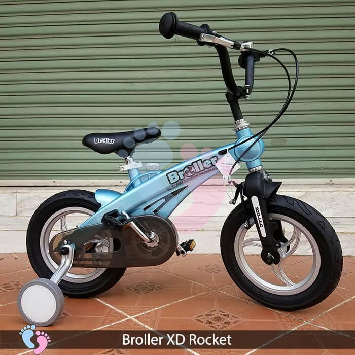 Xe đạp Broller Rocket 2