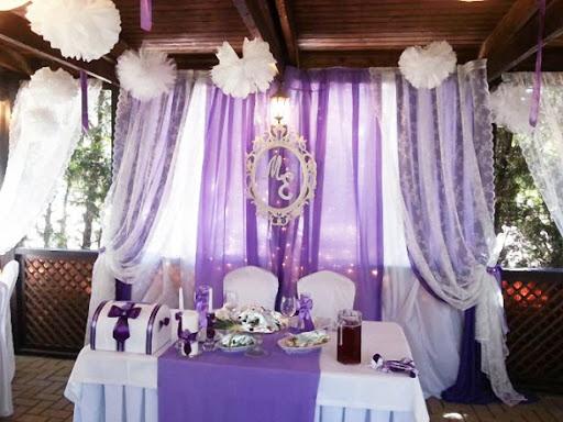 Зал для свадьбы в Дворянское гнездо за городом в Подмосковье 2