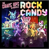 The Shake Ups in Ponyville: Rock Candy