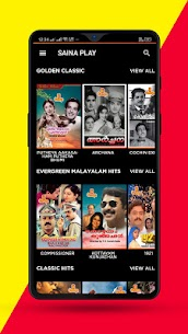 Saina Play – Malayalam Movies App Download For Android and iPhone 7