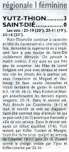 Photo: 26-11-2011 R1F l'ASVB persiste, 3-0 face à Saint-Dié