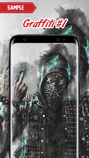 Graffiti Wallpaper 2.4 screenshots 2
