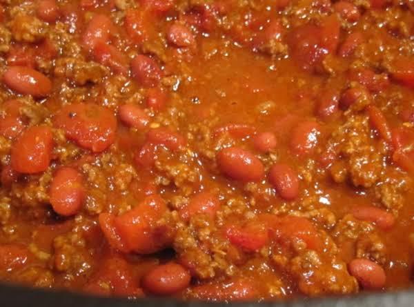 Ouick Chili Recipe