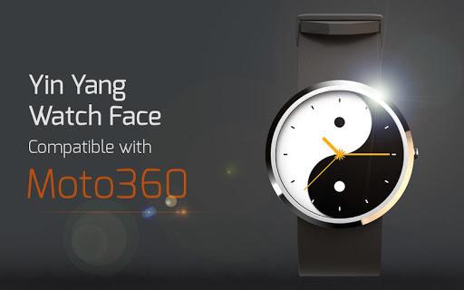 Yin Yang Watch Face
