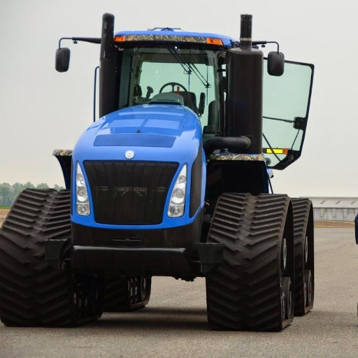 Wallpapers Tractor New Holland