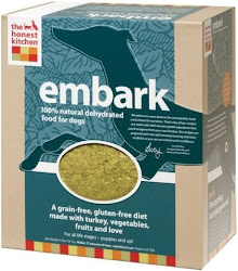 The Honest Kitchen Embark Dog Food - Turkey
