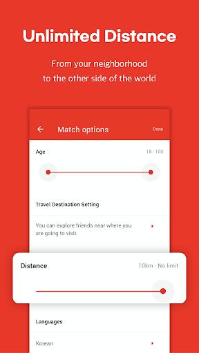 MEEFF - Make Global Friends 3.5.0 screenshots 3