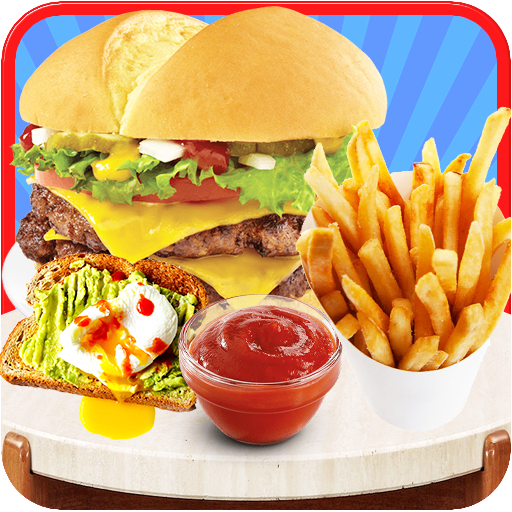 Fast Food Cooking Game